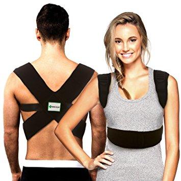Back-Up Posture Corrector Support Brace